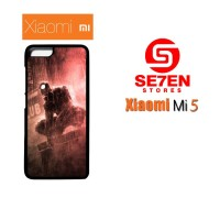 Jual Casing Xiaomi Mi5 spiderman comic Custom Hardcase  Murah