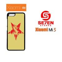Casing Xiaomi Mi5 sepultura logo Custom Hardcase