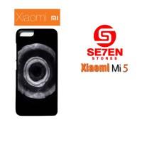 Jual Casing Xiaomi Mi5 Jet Black dye Custom Hardcase  Murah