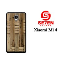 Jual Casing Xiaomi Mi4 bamboo background surface board Custom Hardcase  Murah