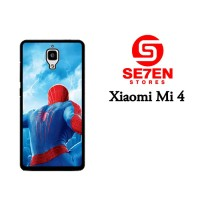 Jual Casing Xiaomi Mi4 The Amazing Spider Man 2 Custom Hardcase  Murah