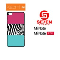 Casing HP Xiaomi Mi Note, Mi Note Pro pattern 7 Custom Hardcase
