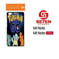 Casing HP Xiaomi Mi Note, Mi Note Pro Pokemon Go Wallpaper 7 Custom Ha