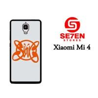 Jual Casing Xiaomi Mi4 Slank Custom Hardcase  Murah