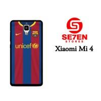 Jual Casing Xiaomi Mi4 barcelona wallpaper Custom Hardcase  Murah