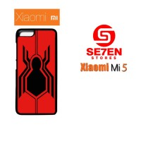 Jual Casing Xiaomi Mi5 spiderman civil war Custom Hardcase  Murah