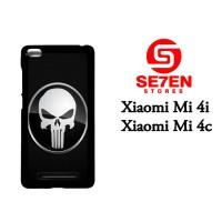 Casing Xiaomi Mi4i, Mi4c the punisher logo Custom Hardcase