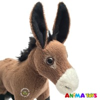 Boneka Keledai |donkey|mule|kuda|hewan|binatang|animal|doll|stuffed