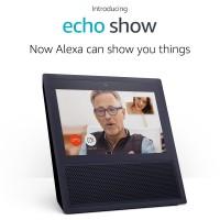 Amazon Echo Show Original Black Smart Speaker Multimedia