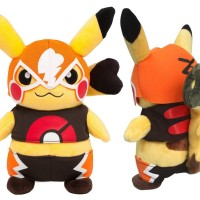 Jual Boneka Pikachu Libre Boneka Pokemon Boneka Panda Stitch Bantal Bunny Murah