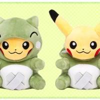 Jual Boneka Pikachu Subtitute Boneka Pokemon Boneka Panda Stitch  Murah