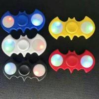 Jual 04 - Fidget hand spinner Batman LED Murah