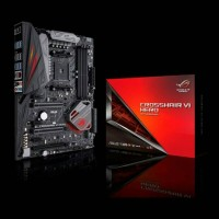 Asus ROG Crosshair VI Hero (AMD X370,AM4,DDR4) Support AMD Ryzen