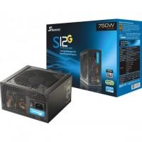 Seasonic S12G-750 750W - 80+ Gold Certified - Retail Box