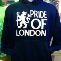 Jual Jaket Hoodie Chelsea - Pride Of London - Navy Blue Murah