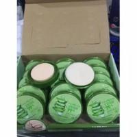 Jual Bedak Compact AloeVera 99% Soothing & Moisture Skin Semi-Matte Glowing Murah