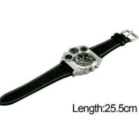 Jual Oulm 1349 Mechanical Compass And Thermometer Quartz Men Diskon Murah