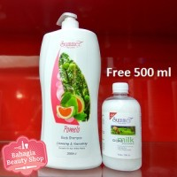 harga Summer Naturale Body Shampoo (2 Liter) Tokopedia.com