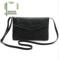 Jual  Tas Selempang Wanita Casual Leather Messenger Handbag  Murah