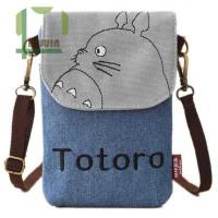Jual  Tas Selempang Model Totoro / Tas Selempang Wanita Totoro Murah