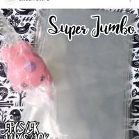 squishy crispy packaging size SUPER JUMBO 20x30cm