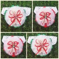 Jual Headband Santa Bear Christmas Murah