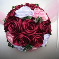 hiasan mobil pengantin, bunga mobil, dekorasi mobil wedding