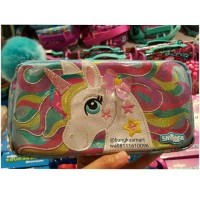 smiggle zing character pocket pencil case