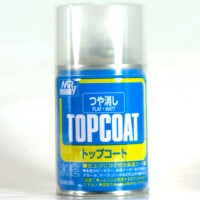 Jual Mr color B-503 Top Coat Flat  -  cat Gundam model kit spray Murah