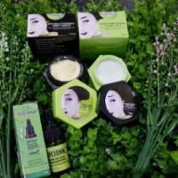 Jual Sepaket fpd cream Magic Glossy+Vege Herbal+Serum Murah