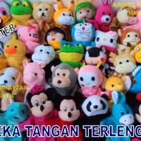 Jual Boneka Mainan Edukasi, Boneka Tangan Hewan, Boneka Disney Murah