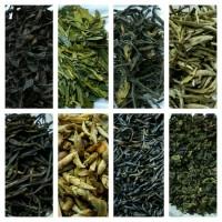 Jual PAKET teh putih, teh hijau, teh hitam, teh oolong ASLI China Murah