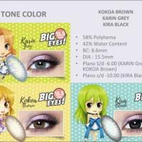 Harga softlense softlens x2 shin manga soflens big eye 15 5mm softlens   antitipu.com