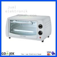 Toaster Oven Black+Decker 9 Liter 800 Watt TRO1000B5 nomor 1