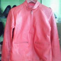 jaket kulit wanita asli garut