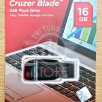 Jual USB Flashdisk FD FlashDrive SanDisk 16GB - 16 GB Cruzer Blade Origina Murah