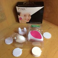 Jual Pink Skinner Beauty Set Korea Alat Perawat wajah asli murah bagus baru Murah