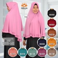 Jual Hijab Jersey / Khimar / Jilbab / Hijab Marwah Murah