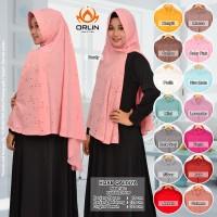 Hijab Bubble Pop / Khimar / Jilbab / Hijab Qalisya