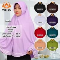 Jual Hijab Jersey / Khimar / Jilbab / Salsa Murah