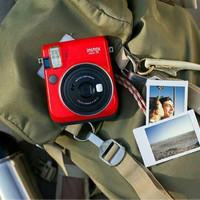 Jual Fujifilm Instax Mini 70 Kamera Instant Red Murah