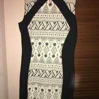 Jual H&M ORI tribal Bodycon Dress Murah