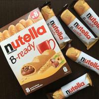 Jual NUTELLA BREADY Murah