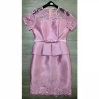 Jual bodycon Dress pink import Murah