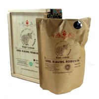 Jual Kopi Luwak / Coffee Raung Java Raung Robusta 100 % Pure Limited Murah