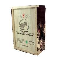 Jual [ Hachiko ] Kopi Luwak 100 % Pure Java Raung Arabica - Limited Murah