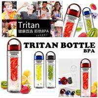 Jual Tritan Hitam generasi 1 - 600ml - 1pcs Murah Murah