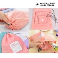 Jual Travel Bag 4 In 1 / Tas Serut / Travel Bags Organizer(4 Diskon Murah