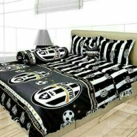 Jual PROMO !! sprei rumbai lady rose juventus uk 180 Murah