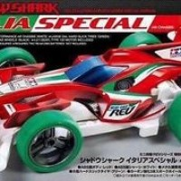 Tamiya 95224 1/32 Mini 4WD AR Chassis JR Shadow Shark Italia Special L